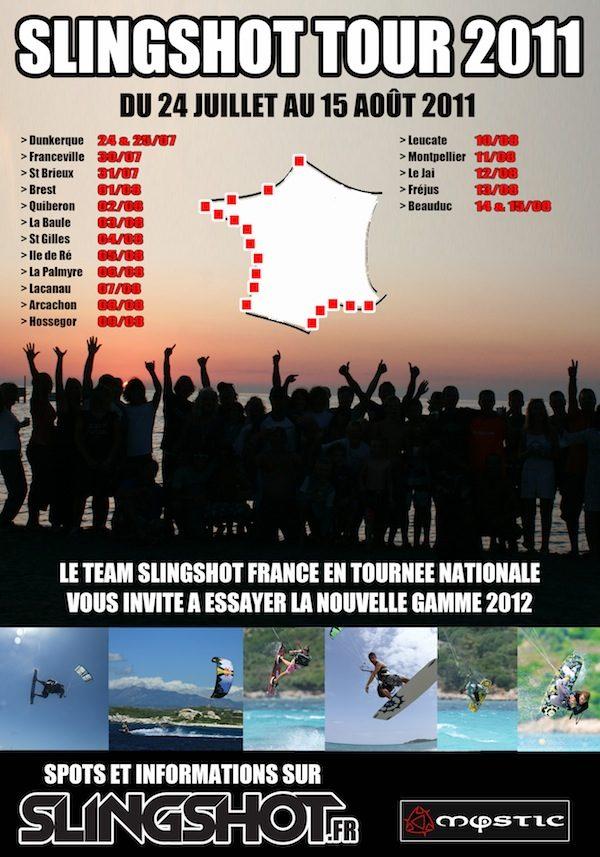 Slingshot Tour : c'est ce jeudi à Montpellier !