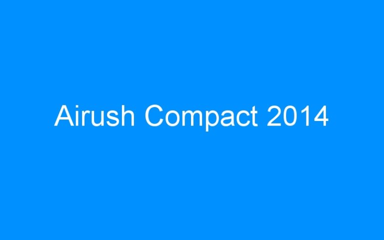 Airush Compact 2014