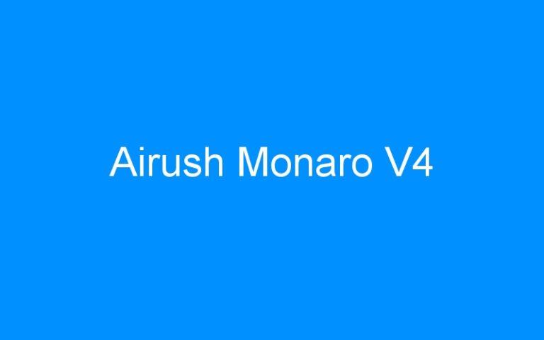 Airush Monaro V4