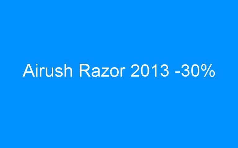Airush Razor 2013 -30%