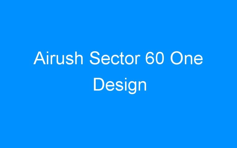 Airush Sector 60 One Design