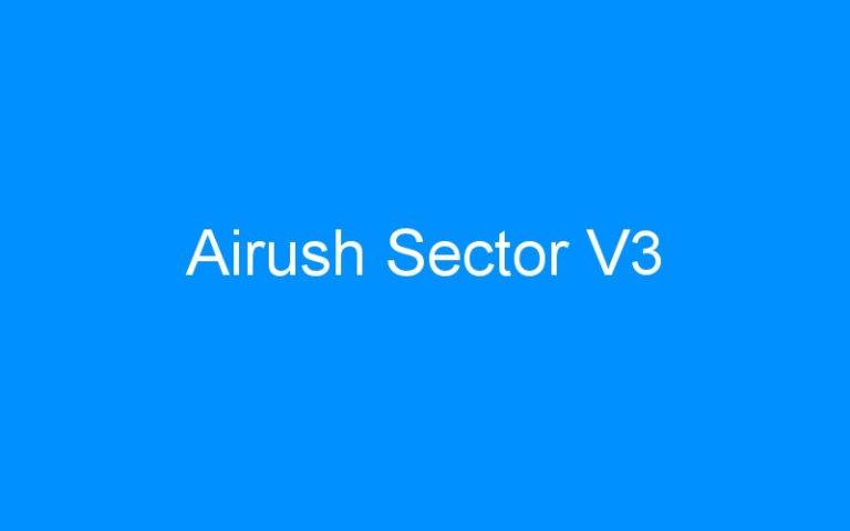 Airush Sector V3
