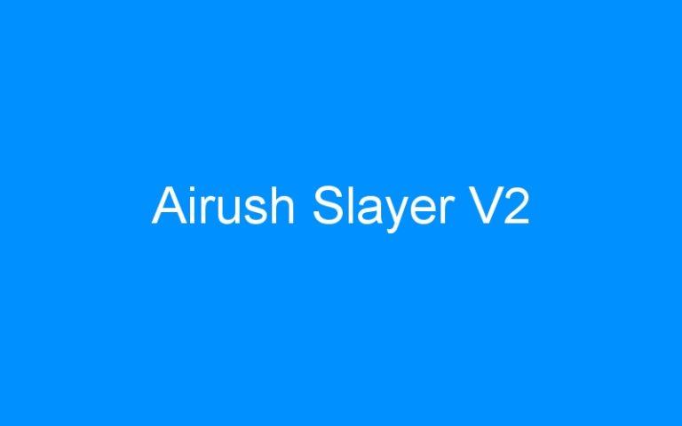 Airush Slayer V2