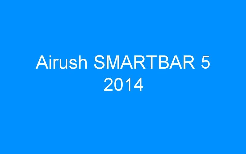 Airush SMARTBAR 5 2014
