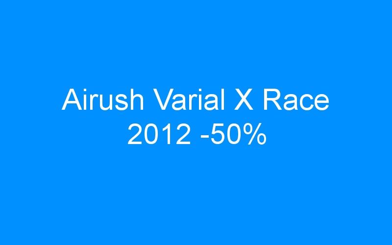 Airush Varial X Race 2012 -50%