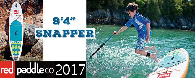 Red Paddle enfant Snapper 2017 : jusqu'à 60kg