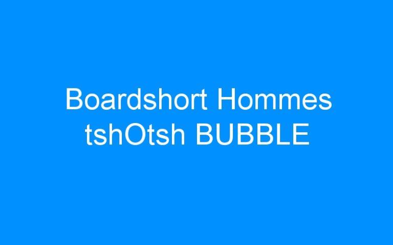Boardshort Hommes tshOtsh BUBBLE