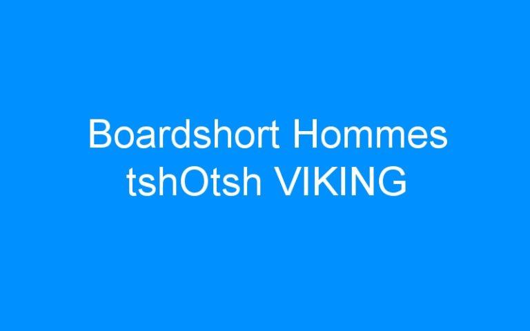 Boardshort Hommes tshOtsh VIKING