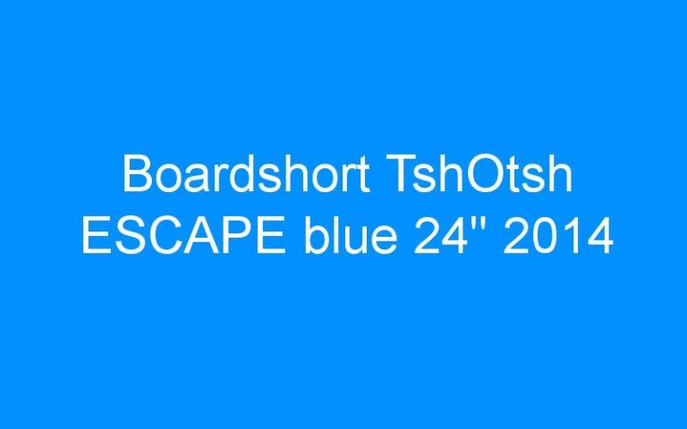 Boardshort TshOtsh ESCAPE blue 24″ 2014