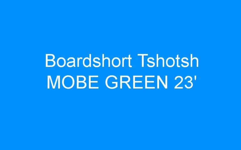 Boardshort Tshotsh MOBE GREEN 23′