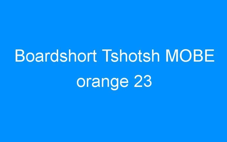 Boardshort Tshotsh MOBE orange 23