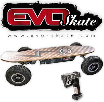 Skate électrique : Eco-mobilité pratque et sûr