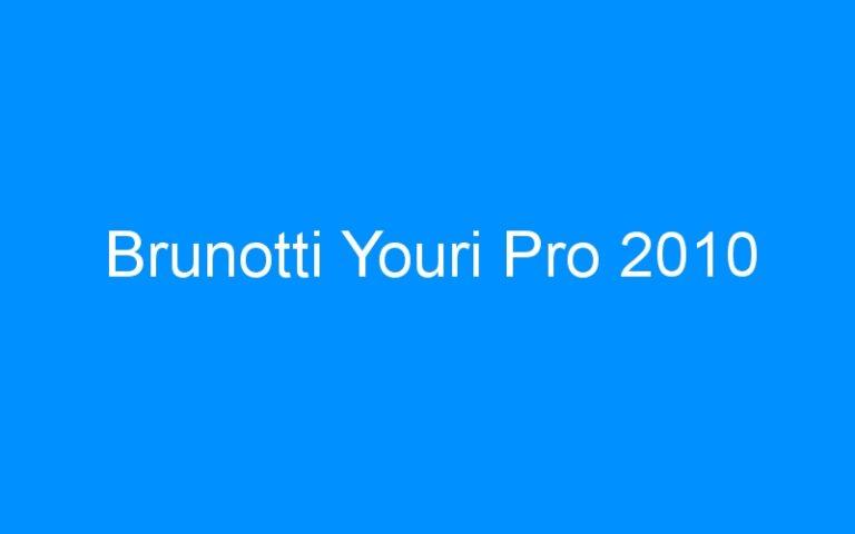 Brunotti Youri Pro 2010