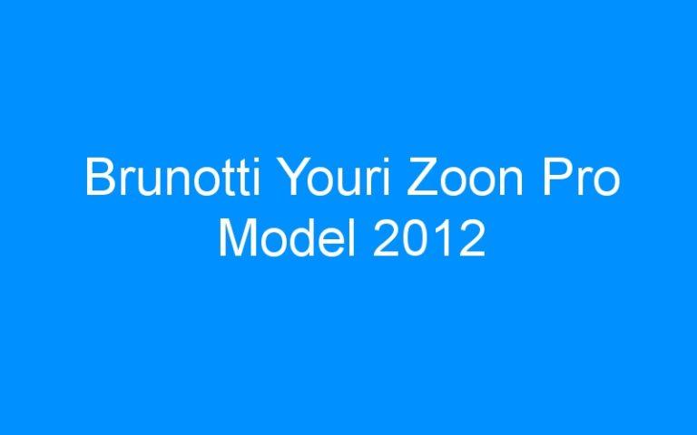 Brunotti Youri Zoon Pro Model 2012