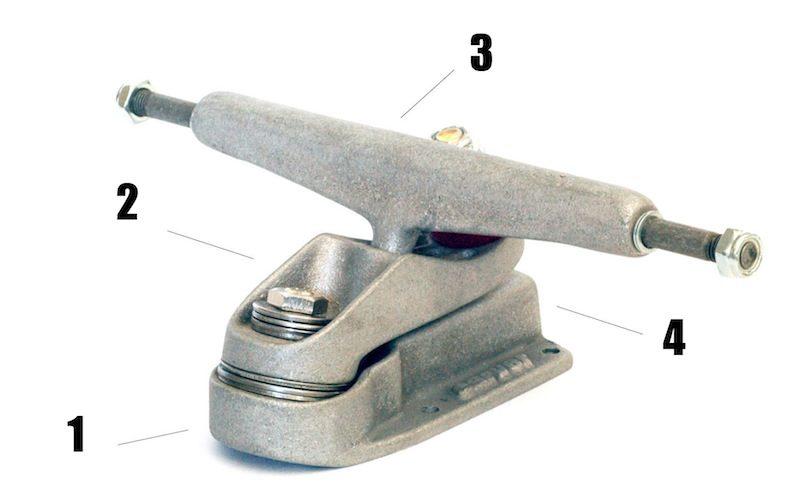 Carver Skate 32,5″ RESIN USA