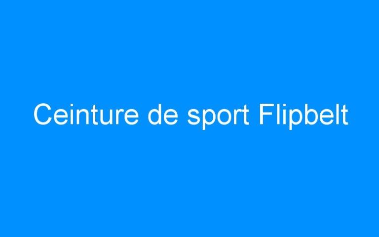 Ceinture de sport Flipbelt