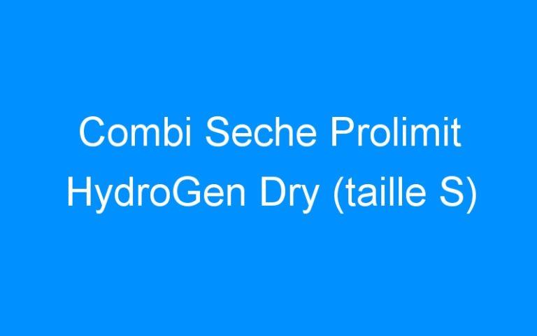 Combi Seche Prolimit HydroGen Dry (taille S)