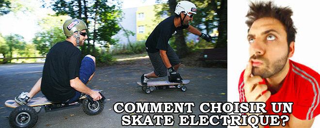 Comment choisir son skate electrique : ce que vous devez savoir