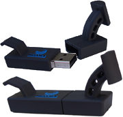 Deck USB Destock-Cycle.fr 4GO