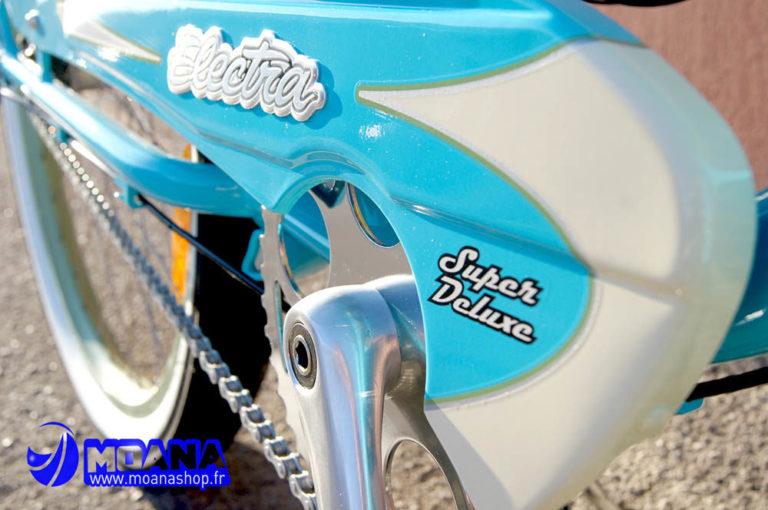 Vélo Electra Super Deluxe 3i : description et photos exclusives