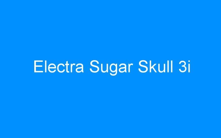 Electra Sugar Skull 3i