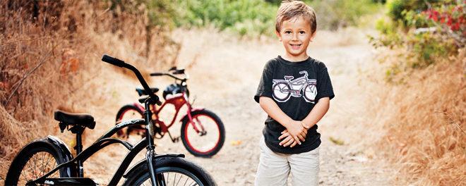 Vélo cruiser Electra pour enfant