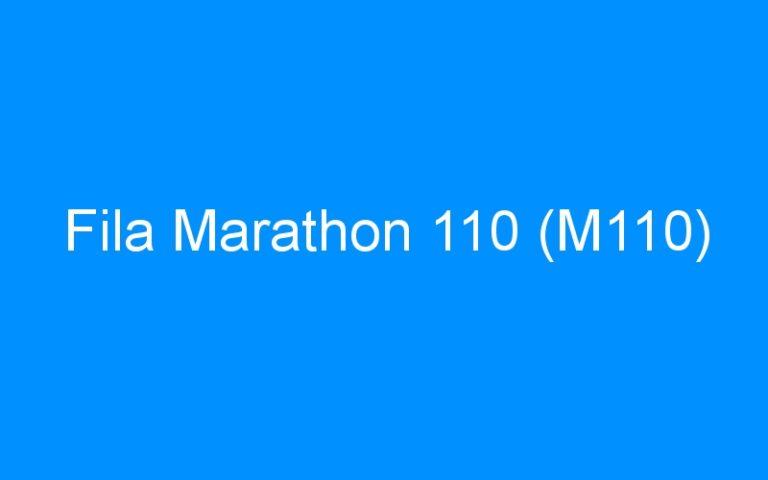 Fila Marathon 110 (M110)