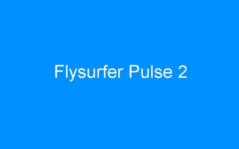 Flysurfer Pulse 2