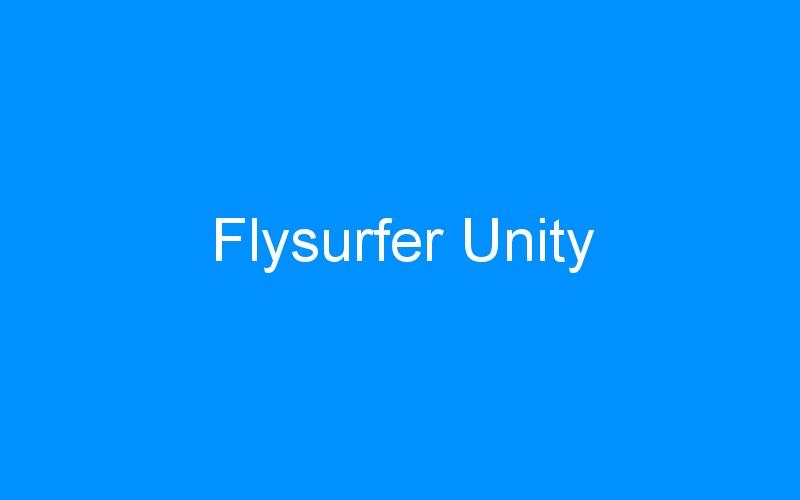 Flysurfer Unity