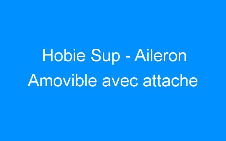Hobie Sup – Aileron Amovible avec attache