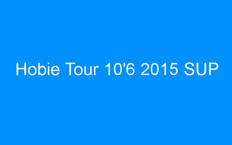 Hobie Tour 10'6 2015 SUP