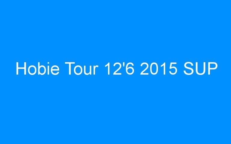 Hobie Tour 12'6 2015 SUP