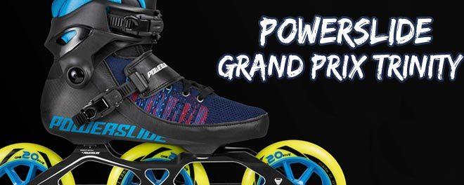 Powerslide Grand Prix 125 TRINITY : La référence !