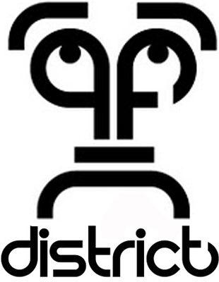 trottinette DISTRICT V4 intégré 110 blanc