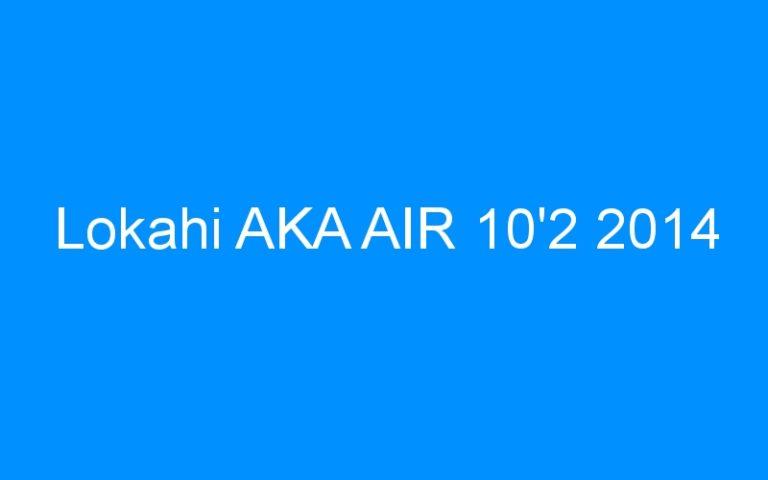 Lokahi AKA AIR 10'2 2014