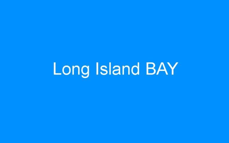Long Island BAY