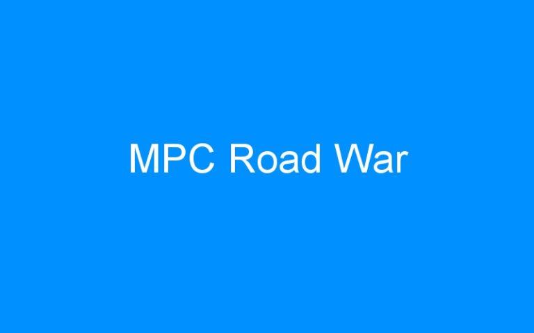 MPC Road War