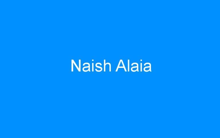 Naish Alaia