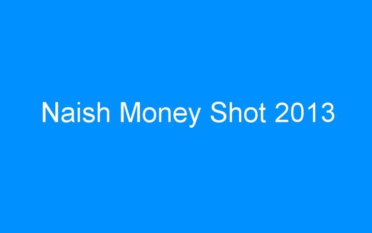 Naish Money Shot 2013