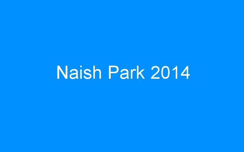 Naish Park 2014
