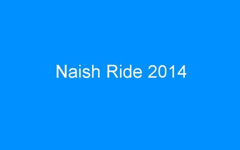 Naish Ride 2014