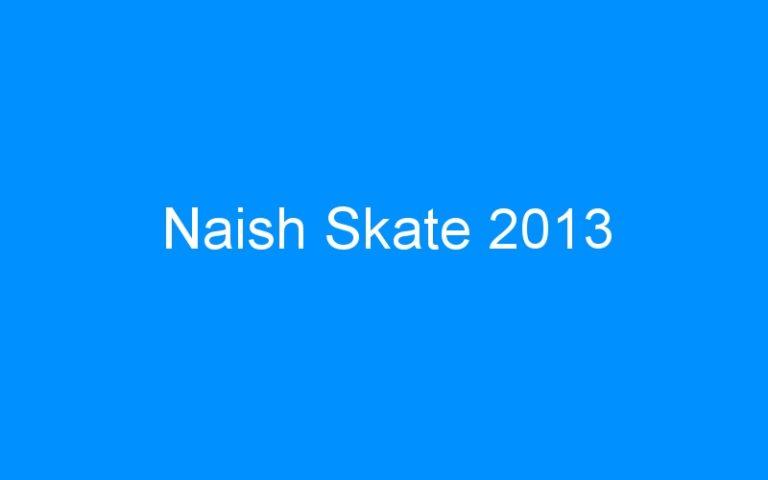 Naish Skate 2013