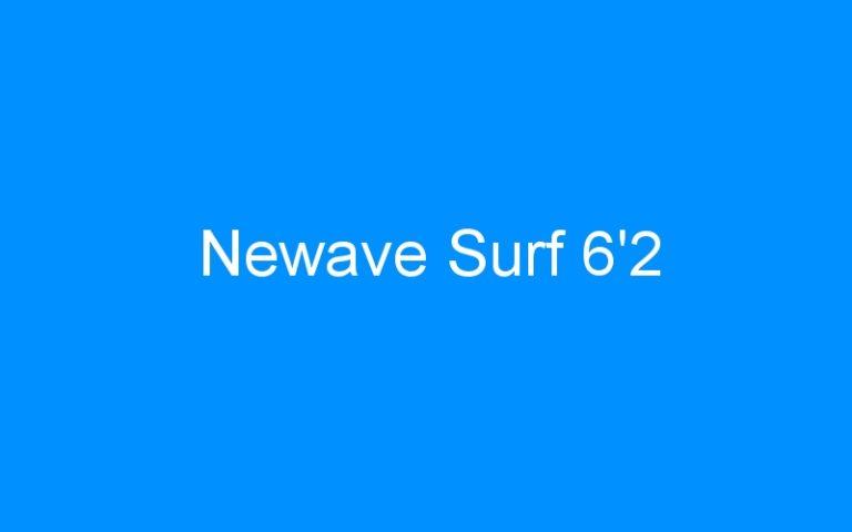Newave Surf 6'2