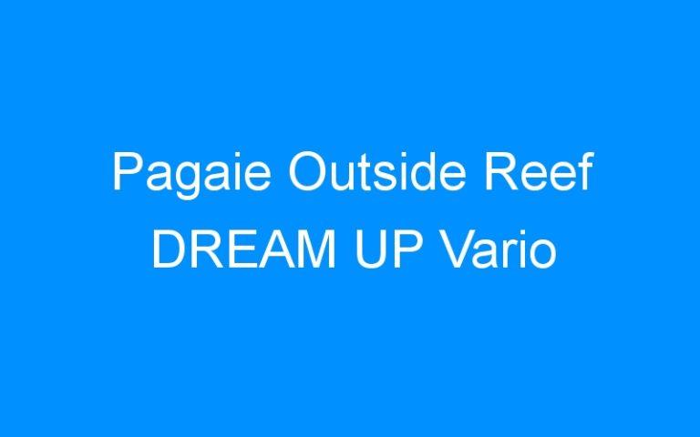 Pagaie Outside Reef DREAM UP Vario