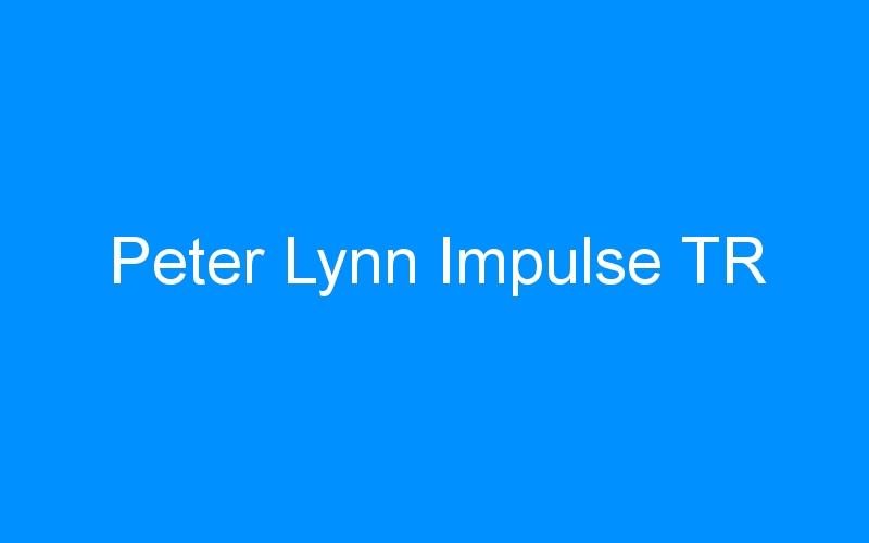 Peter Lynn Impulse TR