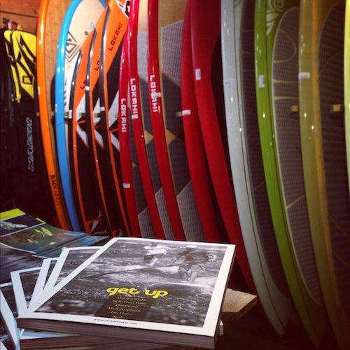 Le nouveau magazine de SUP Get Up est dispo au shop !
