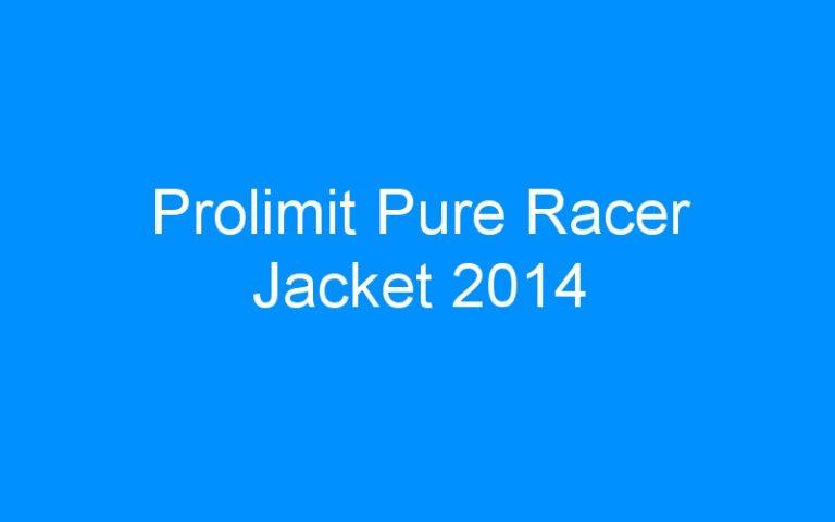 Prolimit Pure Racer Jacket 2014