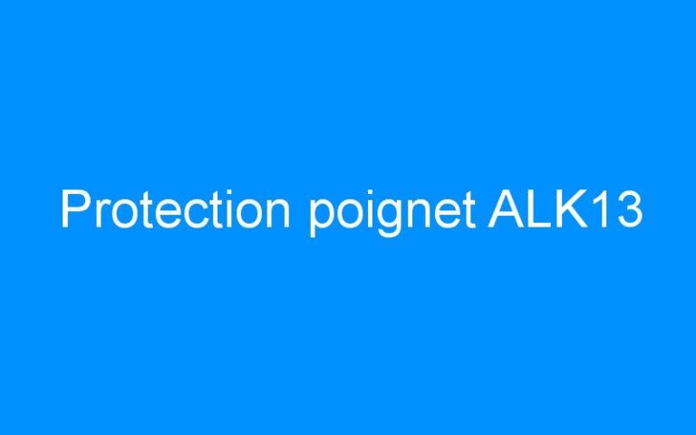 Protection poignet ALK13