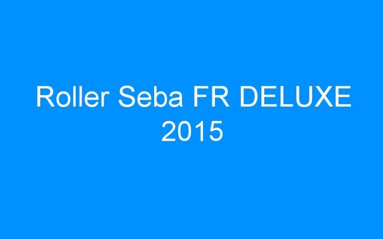 Roller Seba FR DELUXE 2015