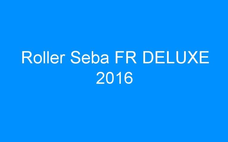 Roller Seba FR DELUXE 2016